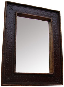 Hacienda 48'' Mirror w/ Metal