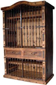 Sierra Armoire w/ Reja Doors