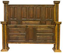 Old Doors Queen Bed