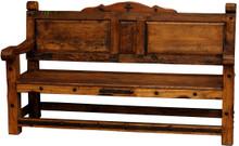 Portal Bench w/ Arms