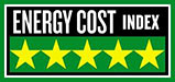 5 stars energy cost index