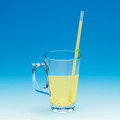 ONE WAY DRINKING STRAW