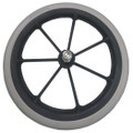 310MM X 40MM Rear Wheel PU