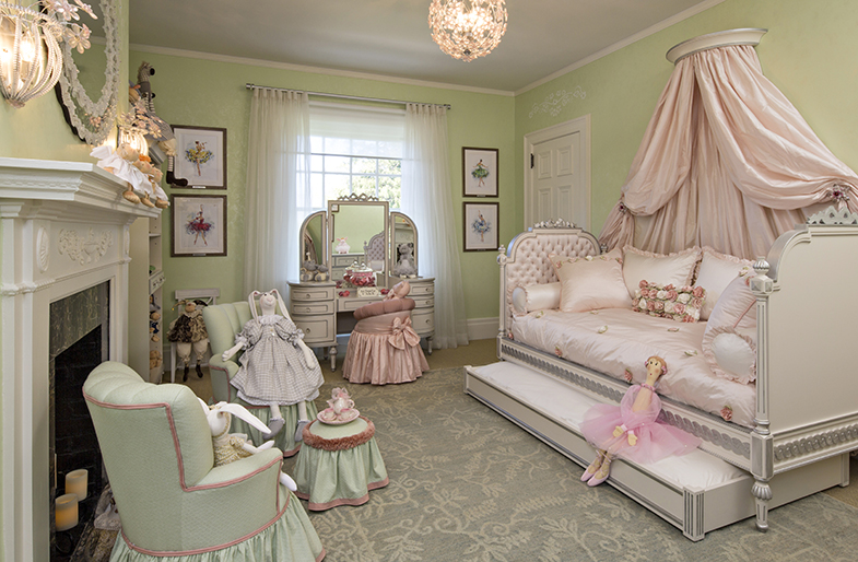 Amelia S Room Toddler Bedroom: Bedrooms For Girls