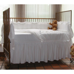 Hampton Baby Crib Set