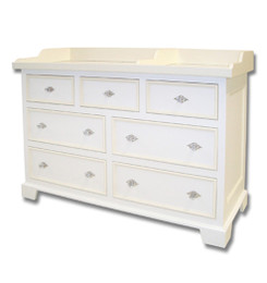 Classic Changer/Dresser - 7 Drawers