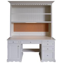 Large Amor Traditional Desk