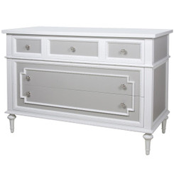 Marcheline Chest in Dior Grey