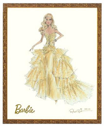 50th Anniversary Barbie - Limited Series Barbie Print