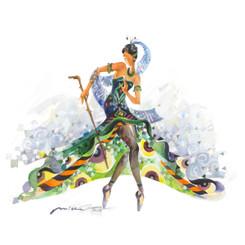 Carabosse - Sleeping Beauty Ballet