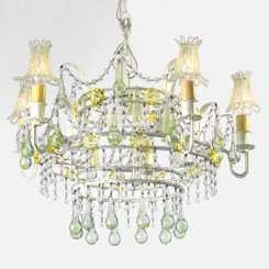 New Orleans Chandelier - FLOOR SAMPLE