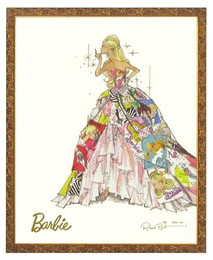 Generation of Dreams - Limited Series Barbie Print