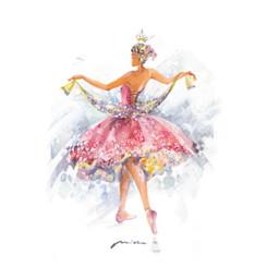 Princess - Sleeping Beauty Ballet