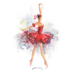 The Fairy of Bravery - Sleeping Beauty Ballet