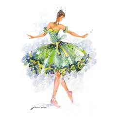 The Fairy of Generosity - Sleeping Beauty Ballet
