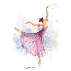 The Lilac Fairy - Sleeping Beauty Ballet