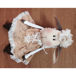 Sheep: Sheila in Flower Dress