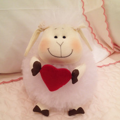 Sheep: Sweet Samantha with a Heart