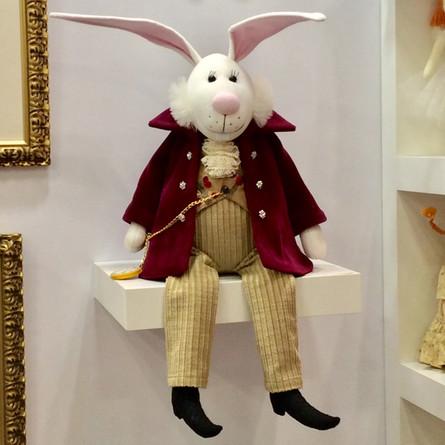 Bunny White Rabbit Alice In Wonderland Bograd Kids