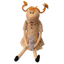 Doll: Pippi Longstocking