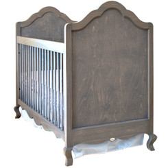 Hilary Crib w/ Smooth Panel