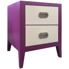Devon 2 Drawer Nightstand