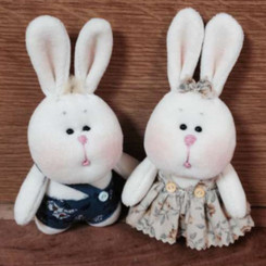 Bunny: Lucy and Luke