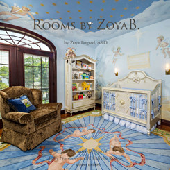 """Rooms by ZoyaB."" - 2nd Edition Book"