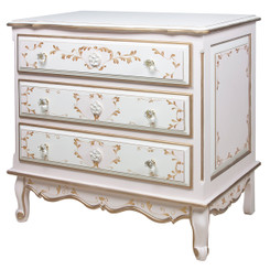 French Chest in Verona Pink