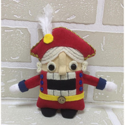 Doll: Nutcracker