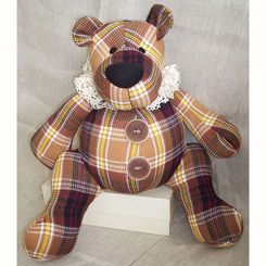 New Designs: Joel the Bear