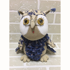 New Designs: Trixie the Owl