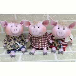 New Designs: Three Little Piggies
