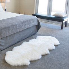 Australian Urban Sheepskin Rug - Double