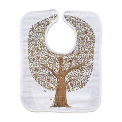 Large Bib - Friends & Family Tree