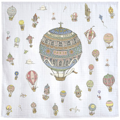 Hot Air Balloons - Signature Blanket
