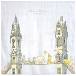 Tower's Bridge - Signature Blanket