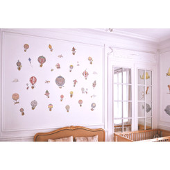Wall Stickers - Hot Air Balloons & More