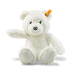 Bearzy Teddy - White