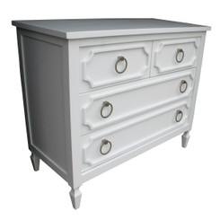 Beverly 4 Drawer Dresser - FLOOR SAMPLE