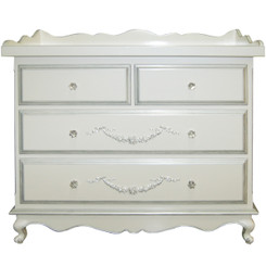 The Belle Paris - 4 Drawer Dresser