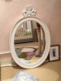 FLOOR SAMPLE Oval Wall Mirror