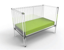 Cloud Acrylic Toddler Bed