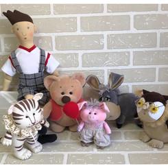 Doll: Winnie the Pooh Set