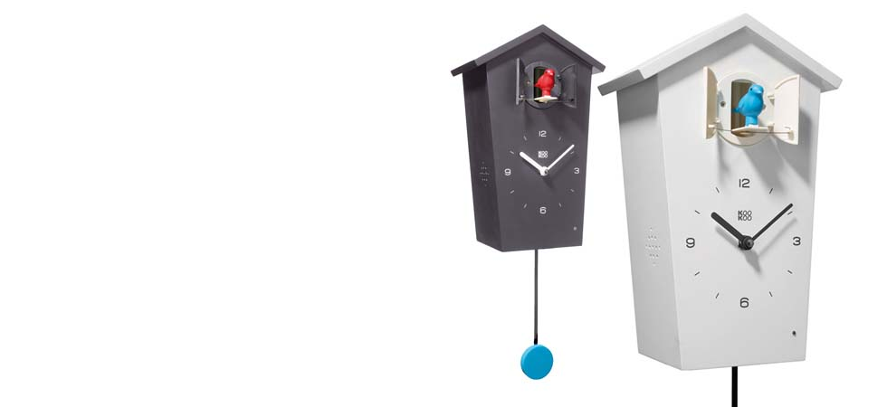 Cuckoo Clock BirdHouse