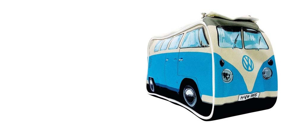 Design Gift VW Campervan wash bag