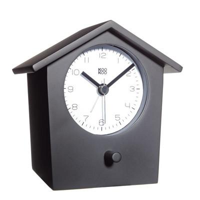 KooKoo - Early Bird - Alarm Clock - Black