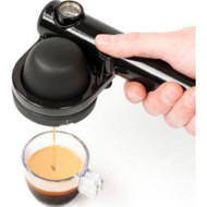 HANDPRESSO WILD Hybrid, Espresso Maker for ground coffee and E.S.E. pods
