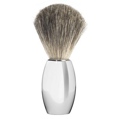 Muehle Shaving Brush M860 - Chrome Handle,  Fine Badger Hair