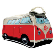 Red VW Campervan toiletry bag